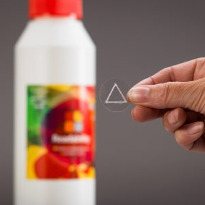 tactile warning triangle